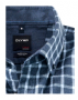 Blue Check Warm Shirt - Olymp - 4060/24/18